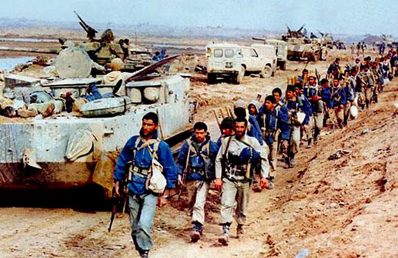 باشگاه خبرنگاران -ساعات اولیه حمله عراق به ایران به روایت فرمانده اسبق لشکر 27 محمد رسول الله