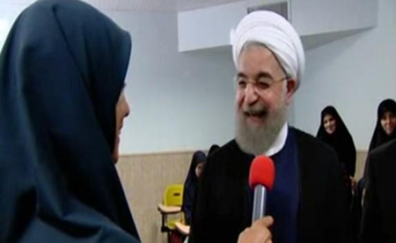 باشگاه خبرنگاران - خاطره بامزه رئیس جمهوری از اولین روز مدرسه/ روزی که نگذاشتند روحانی سر کلاس بنشیند+فیلم