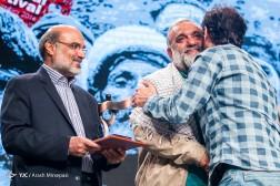باشگاه خبرنگاران - افتتاحیه چهاردهمین جشنواره فیلم مقاومت