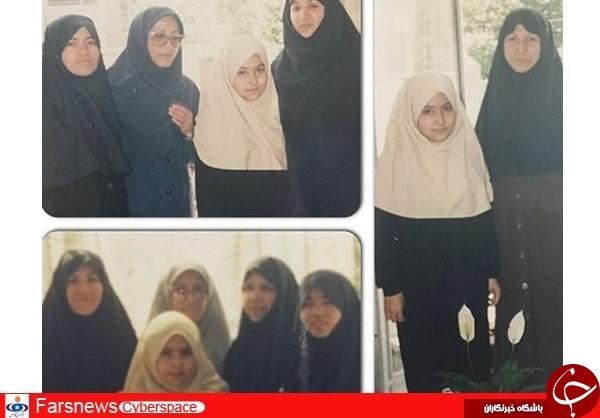 چهرههای سرشناس وقتی دانشآموز بودند+تصاویر