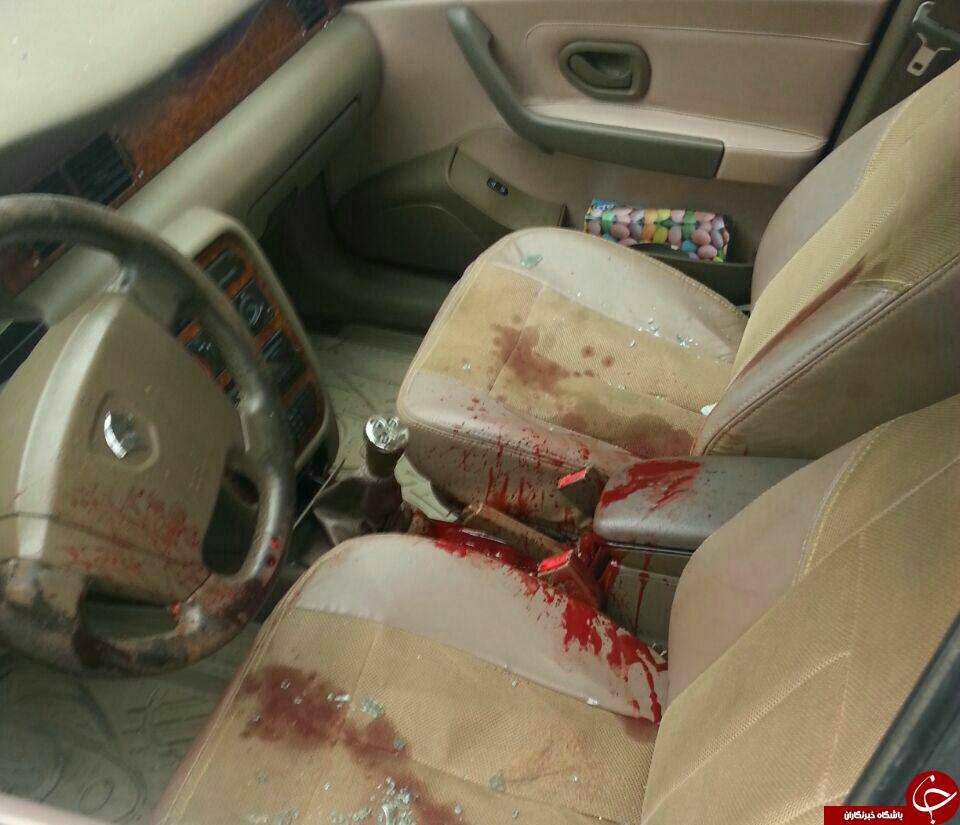 قتل جوان 34 ساله با اسلحه شکاری + تصاویر