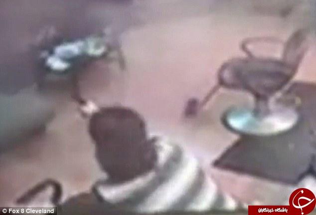 قتل یک کودک در سرقت مسلحانه از یک آرایشگاه+تصاویر