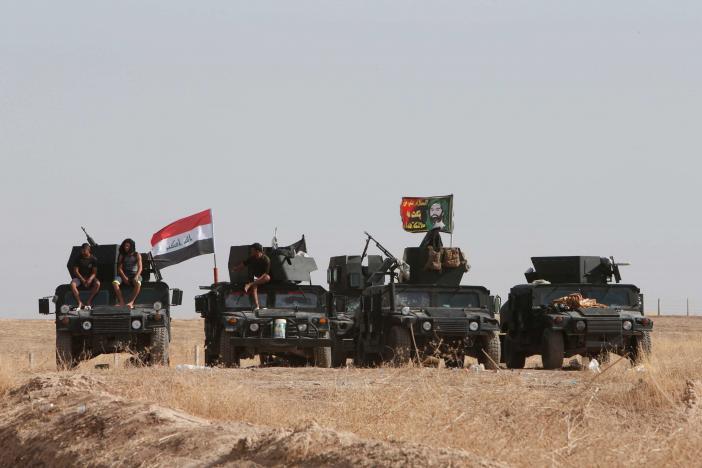 لحظه به لحظه با پنجمین روز عملیات موصل/روستای نعنانه آزاد شد