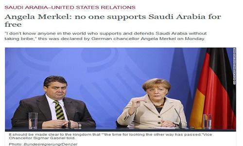 رشوه هایی از جنس سکوت برای پوشش جنایات آل سعود