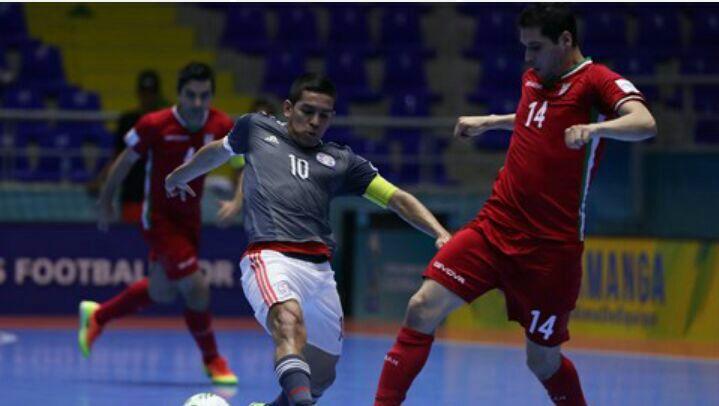 ایران 1 _ پاراگوئه 1 + پخش زنده