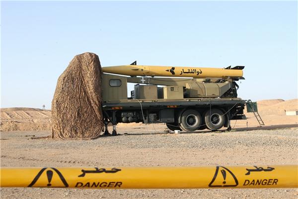 وزارت دفاع تصاویر شلیک موشک ۷۰۰ کیلومتری «ذوالفقار» را منتشر کرد