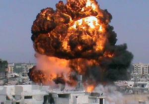 ۶ کشته و زخمی در انفجار بمب در منطقه النهضه بغداد