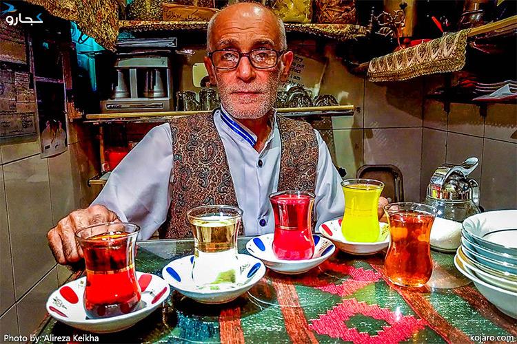 باشگاه خبرنگاران -قهوه خانه ای به قدمت 98 سال+ اینستاپست