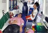 باشگاه خبرنگاران -آخرین وضعیت دانشآموزان حادثه دیده در واژگونی خودرو