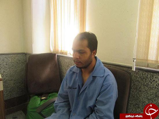 سرقت با لهجه عربی!/ تصویر دزد حرفهای پایتخت منتشر شد