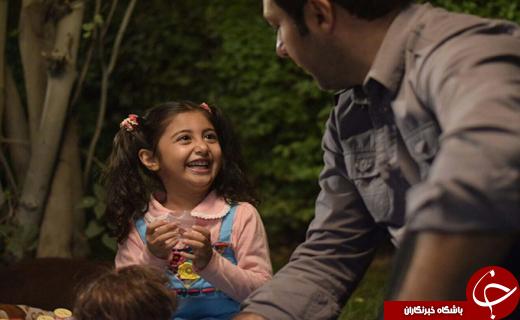 دختر سعید نعمتالله برای نخستین بار جلوی دوربین رفت/ زعفرانیه؛ لوکیشن جدید «لبخند رخساره»