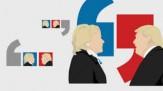 باشگاه خبرنگاران -مجری اولین مناظره ترامپ و کلینتون کیست؟