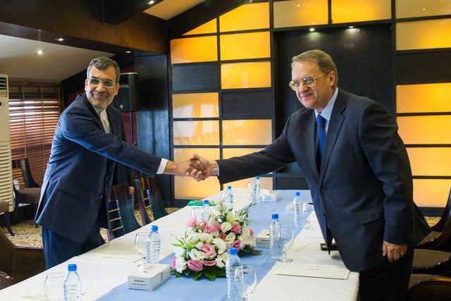 رایزنی معاونان وزرای خارجه ایران و روسیه درباره تحولات سوریه