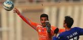 باشگاه خبرنگاران -شاه علیدوست دیدار سایپا و بادران را از دست داد