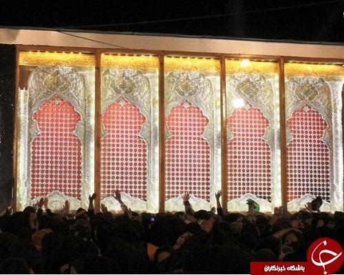راز شش گوشه بودن ضریح امام حسین(ع) +عکس