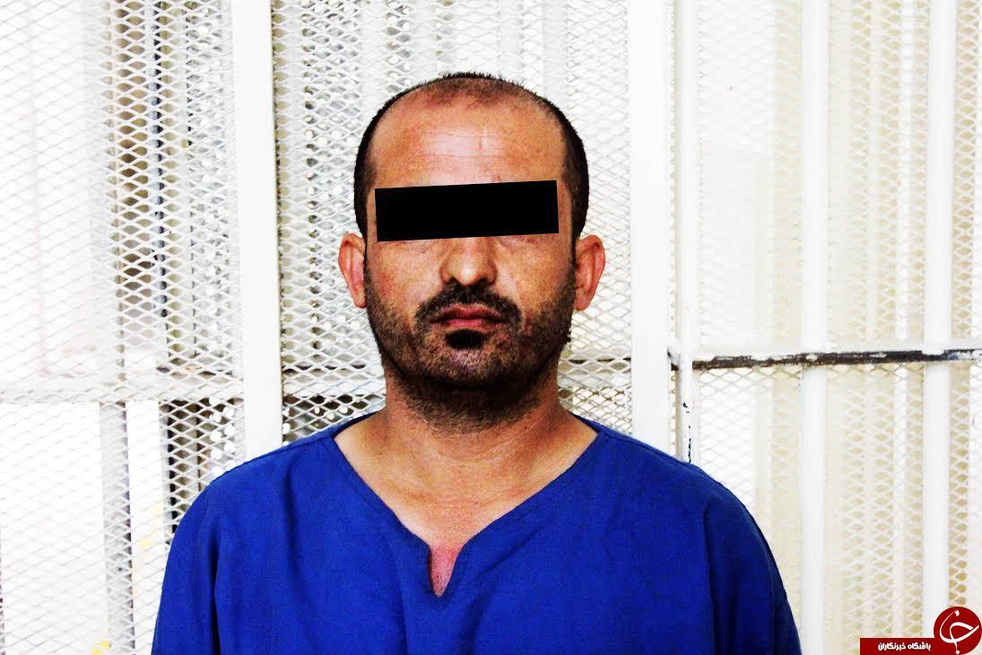 اعترافات تکان دهنده مردی همسرش را در ارومیه آتش زد+عکس