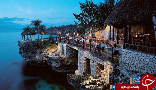 عکس/ زیباترین هتلهای ساحلی جهان