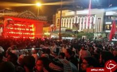 باشگاه خبرنگاران -عزاداری حسینی در تاسوعا و عاشورا + تصاویر