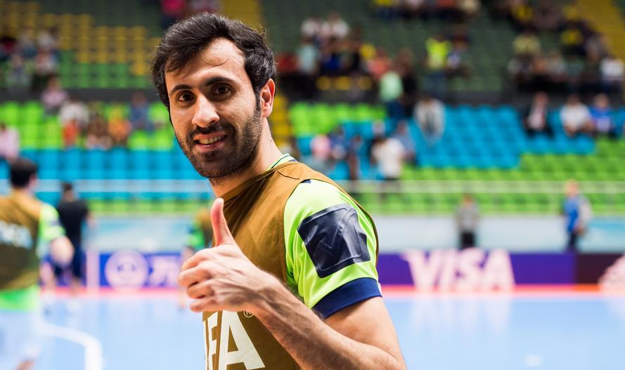 لحظه به لحظه با نیمه نهایی جام جهانی فوتسال/ایران یک روسیه یک