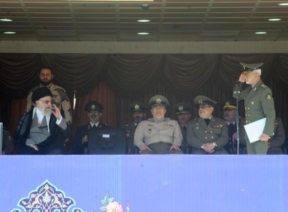 بیانات رهبر معظم انقلاب اسلامی در مراسم دانشآموختگی دانشجویان دانشگاههای افسری ارتش + فیلم