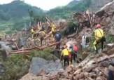باشگاه خبرنگاران - رانش زمین در چین 41 کشته برجای گذاشت  + فیلم