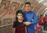 باشگاه خبرنگاران - به هوش آمدن پسر 10 ساله در آغوش محسن مسلمان