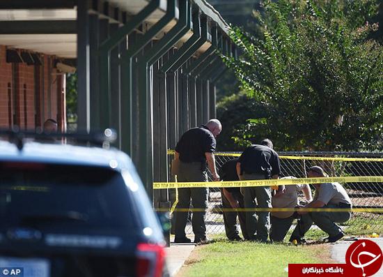 نوجوان 14 ساله به یک معلم و دو کودک شلیک و آنها را زخمی کرد