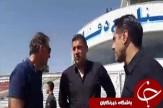 باشگاه خبرنگاران - دیدار کی روش با علی دایی در زمین تمرین نفت تهران + فیلم