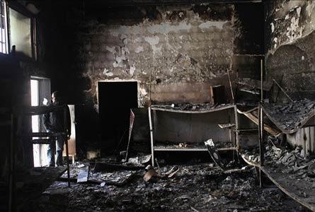 زندان ابوسلیم؛ جهنم قذافی برای مخالفان