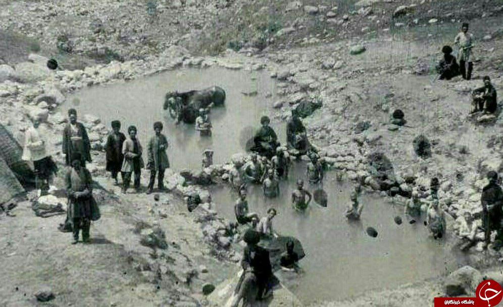 آب گرم سرعین/ سواحل مسکو/اسب سواری ملکه 90 ساله/ کردستان عراق/