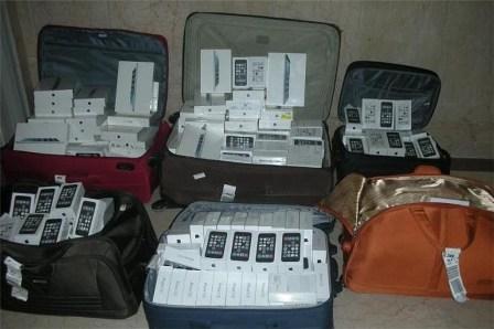 موبایل قاچاق خبر
