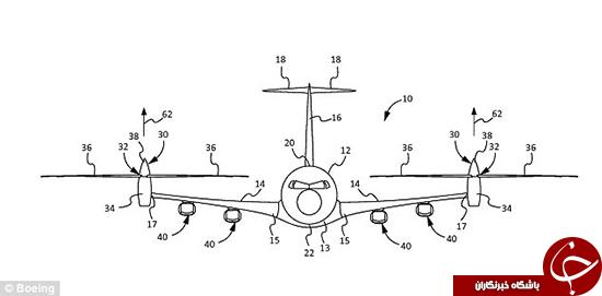 هواپیماهای آینده چگونه خواهند بود؟ +تصاویر