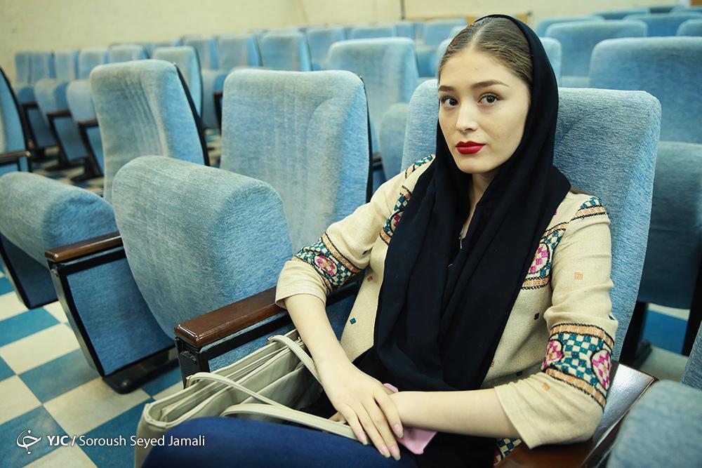 دختر زیبای افغان