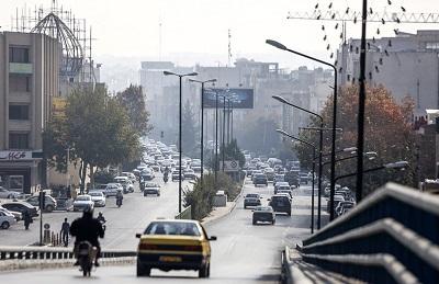 سهم 80 درصدی خودروها در آلودگی هوای تهران /کیفیت خودروهای داخلی و وارداتی زیر ذره بین محیط زیست می رود
