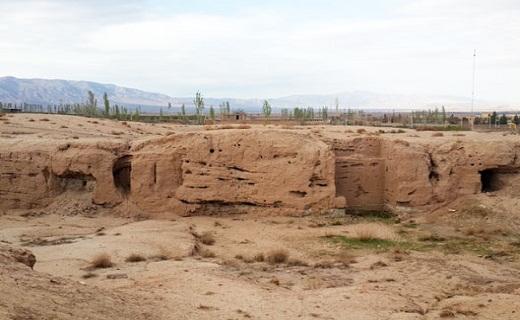 تپه باستانی سنگ چخماق کجاست + تصاویر