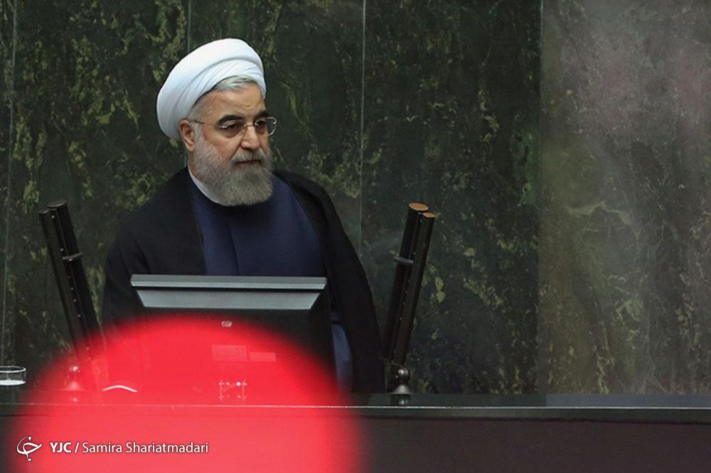 روحانی: بعضیها فساد را بزرگ میکنند/ اعلام اسامی موافقان و مخالفان دانشآشتیانی + فیلم