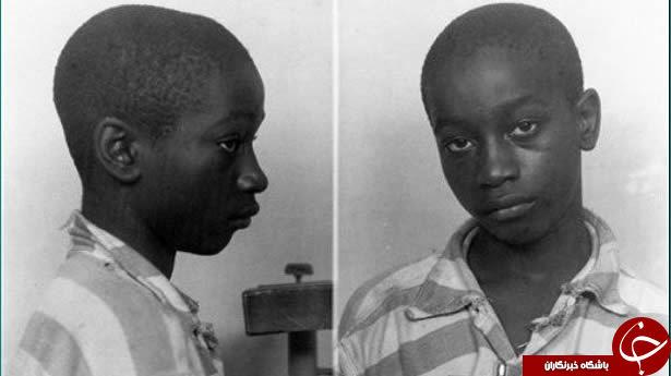اعدام جوان ترین اعدامی آمریکایی +عکس