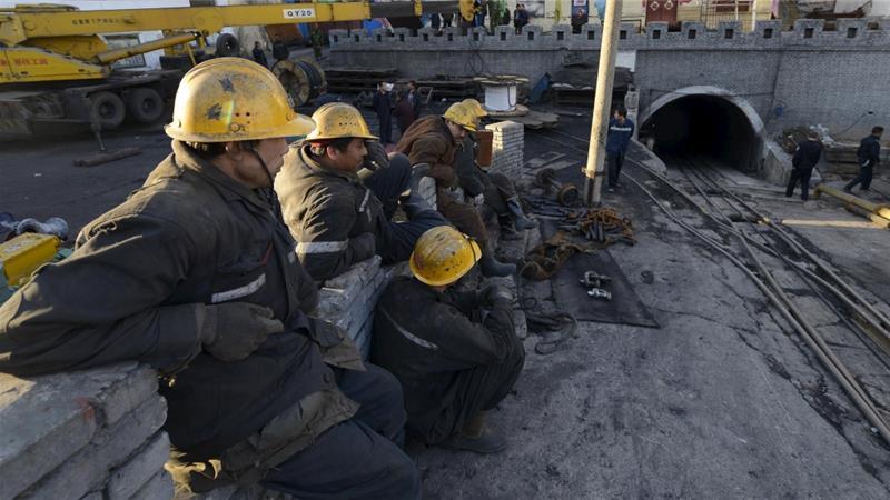 کشتهشدن 13 کارگر بر اثر انفجار معدن در چین