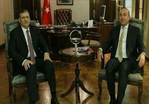 دیدار وزیر خارجه ترکیه و ریاض حجاب در قطر