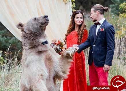 عجیبترین و دلهرهآورترین مراسم عروسی جهان+تصاویر