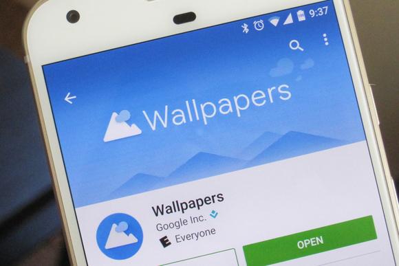 دانلود برنامه Google Wallpapers برای مدیریت والپیپر