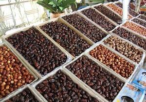 قیمت انواع خرما در میادین میوه و تره بار + جدول