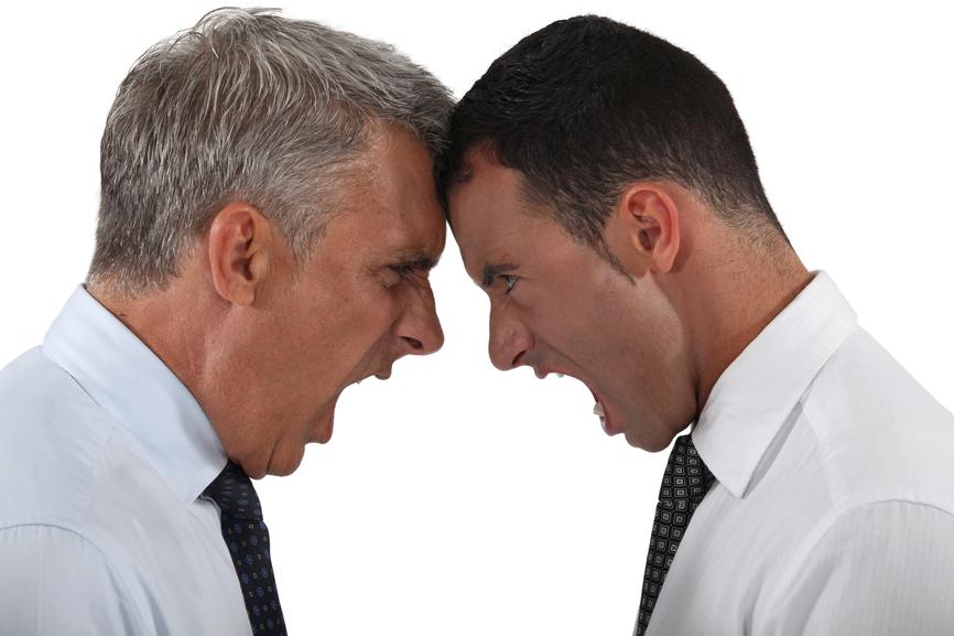 شیوه دعوا کردن شما چگونه است؟