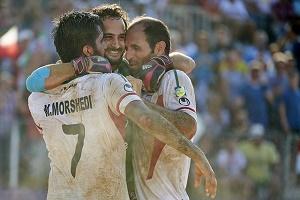 فینال فوتبال ساحلی ایران -برزیل؛ تجدید قهرمانی به رنگ خلیج فارس