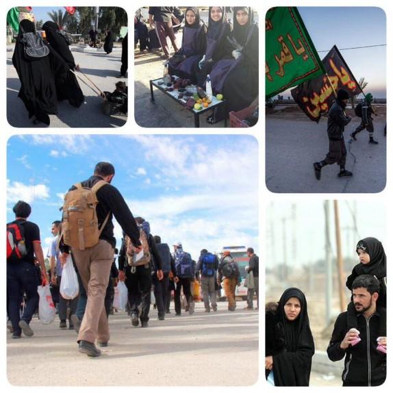 باشگاه خبرنگاران - خبرنگار راهپیمایی بزرگ اربعین باشید + فیلم و تصاویر
