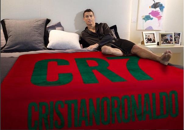 هدیه ویژه کریس رونالدو برای کریسمس + تصویر