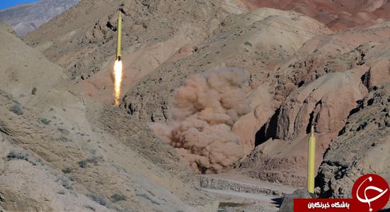 """با """"قدر F""""؛ موشک نقطه زن اسرائیل کوب ایرانی آشنا شوید + تصاویر و مشخصات"""