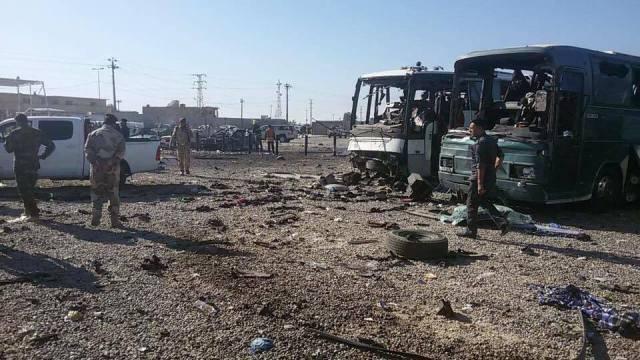 شهادت 10 زائرا ایرانی در انفجار/ آمادگی اورژانس برای انتقال مصدومان حادثه تروریستی سامرا به کشور