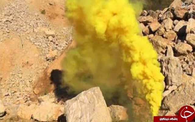 ماجرای ابرهای سمّی در آسمان عراق/ داعش بمبهای شیمیایی را از کجا تهیه میکند + عکس