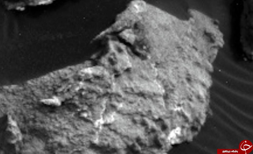 کشف  زن بر روی مریخ+عکس